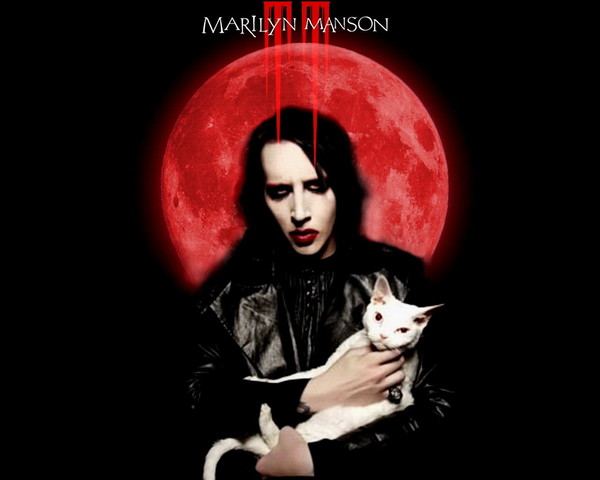 Marilyn Manson - The best.