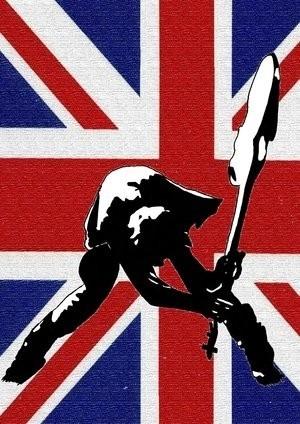 Современный британский рок. Драйв!